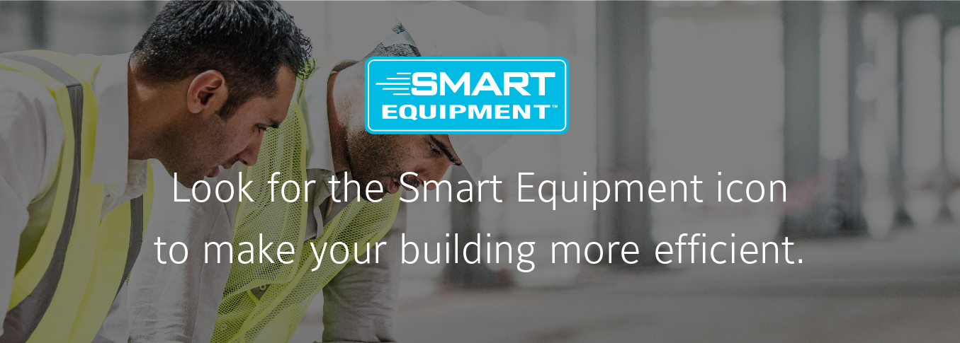 Look for the Smart Equipment icon